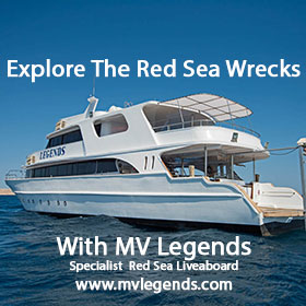 MV Legends - Specialist Red Sea Liveaboard