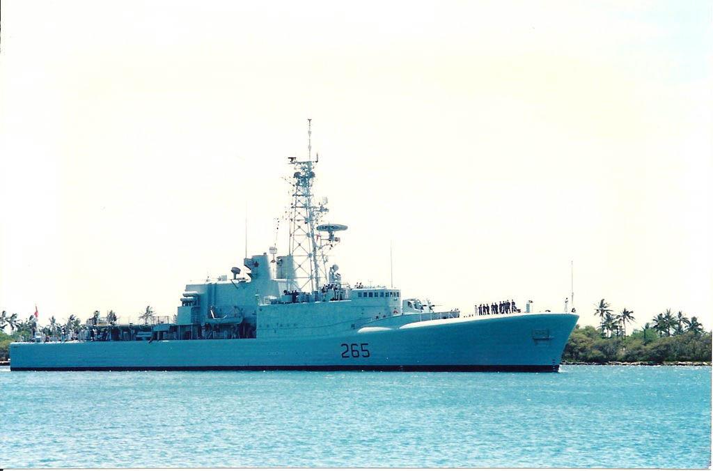 HMS Annapolis